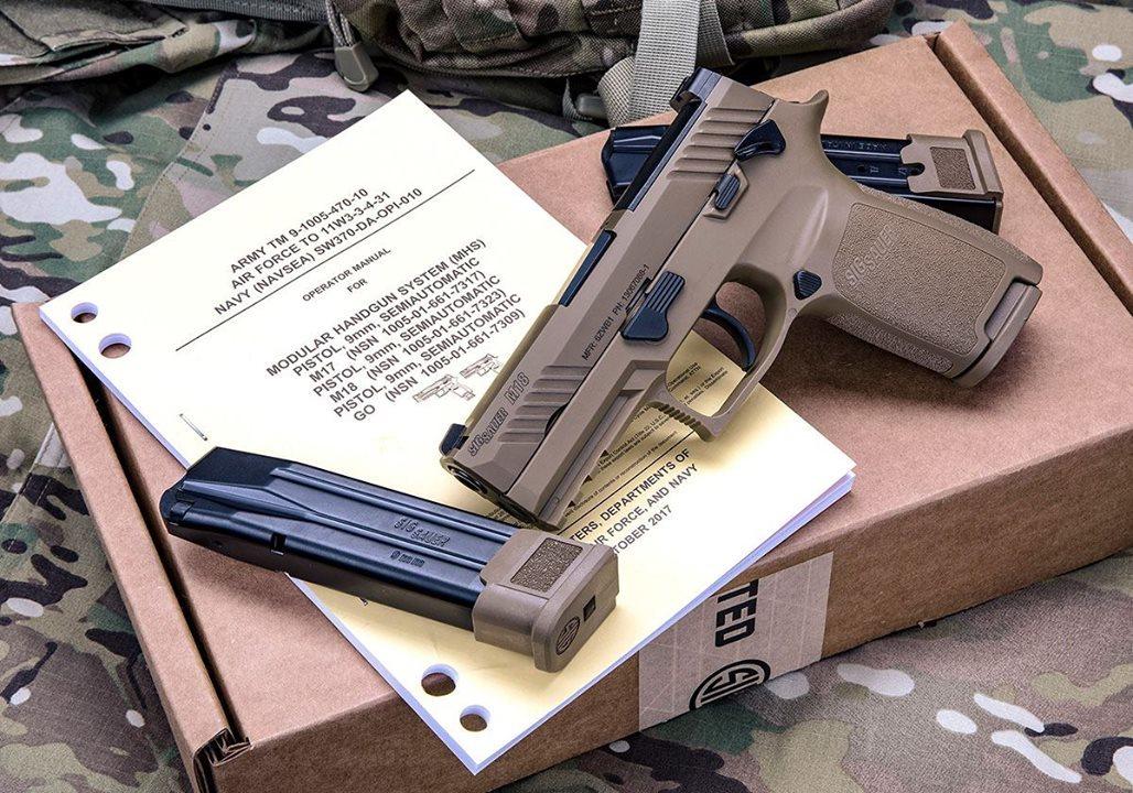 M18: новий «стандарт якості» від SIG Sauer