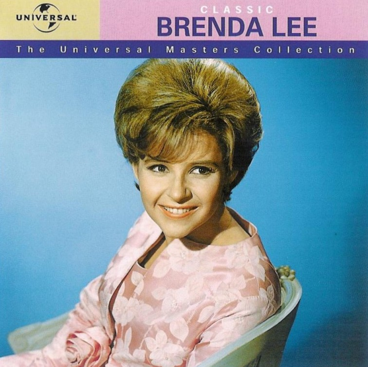 Cd Classic Brenda Lee Classic%2Bfront