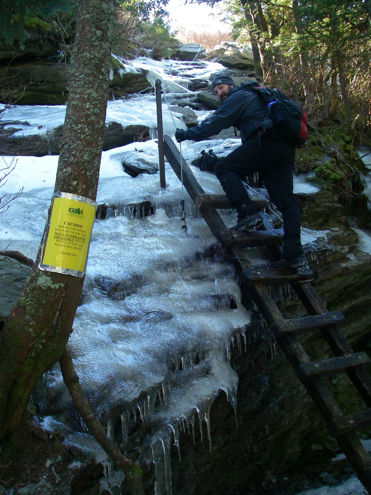 Peaks & Paths: Grandfather Mountain - Trail Of Ice