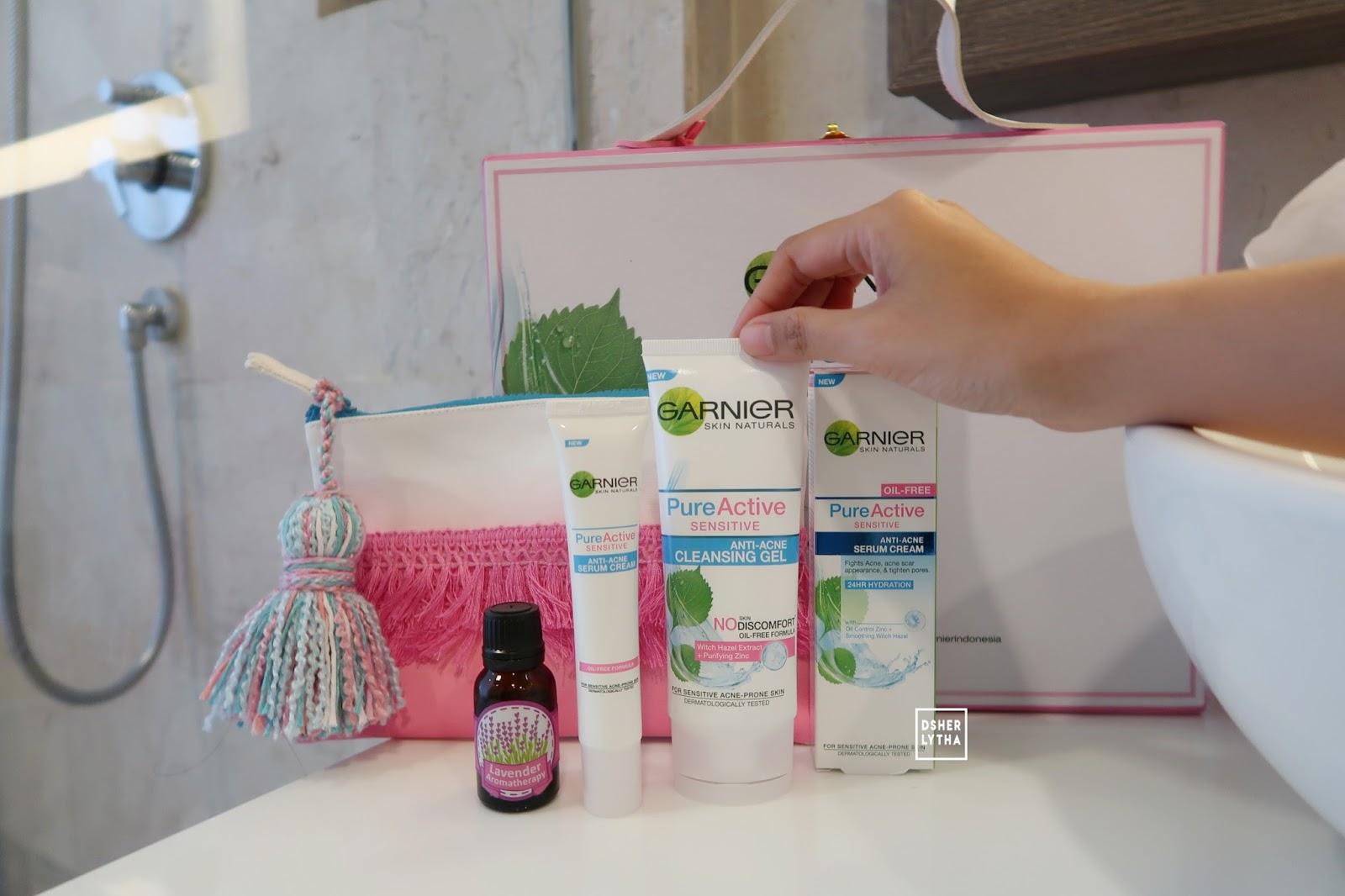 Review Garnier Pure Active Sensitive Its Time To Use The Right Anti Acne Cleansing Gel Foam 100 Ml Contohnya Kayak Yang Bakal Aku Sekarang Yaitu