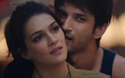 Raabta Movie Latest Images & Wallpapers,Kriti Sanon Looks, Images From Raabta Movie