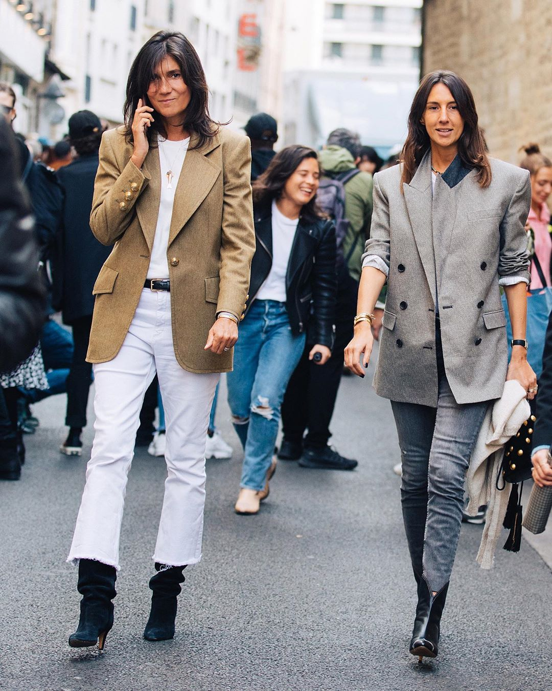 The Chicest Blazer to Wear This Fall