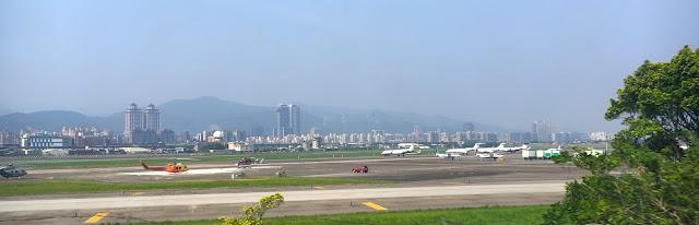 Aéroport Songshan, Taipei, Taiwan