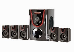 Envent High 5 Home Audio (5.1 Channel) 7500 Watt for Rs.2399 Only @ Flipkart (Extra 60% Off) Limited Period Offer