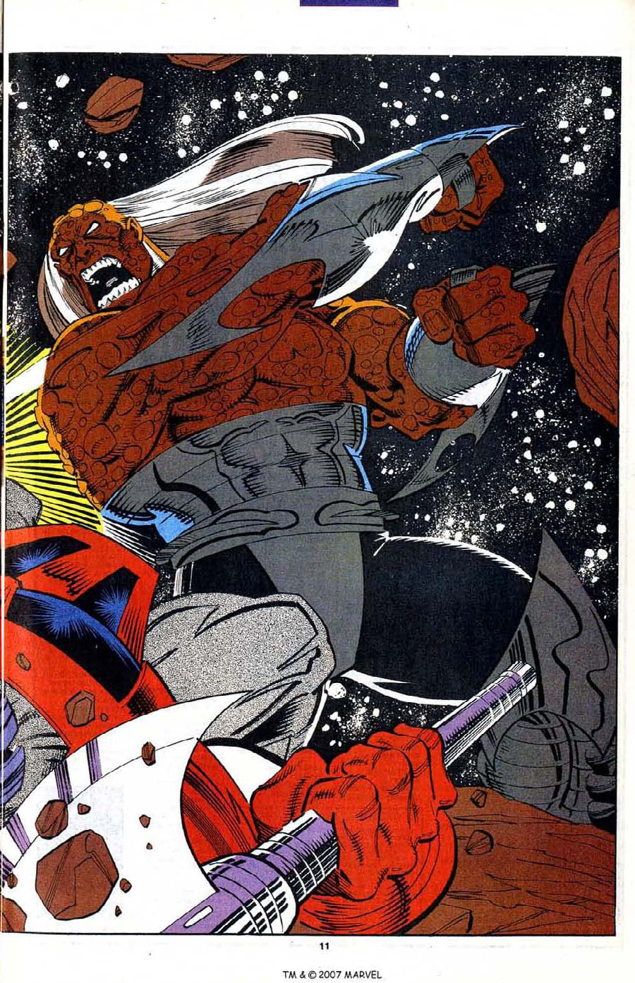 Read online Silver Surfer (1987) comic -  Issue #80 - 13