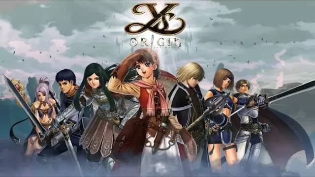 Ys Origin announced for Xbox One