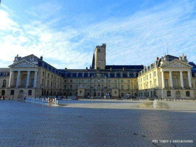 Palacio des Ducs y des Etats, Dijon, Borgoña, Francia