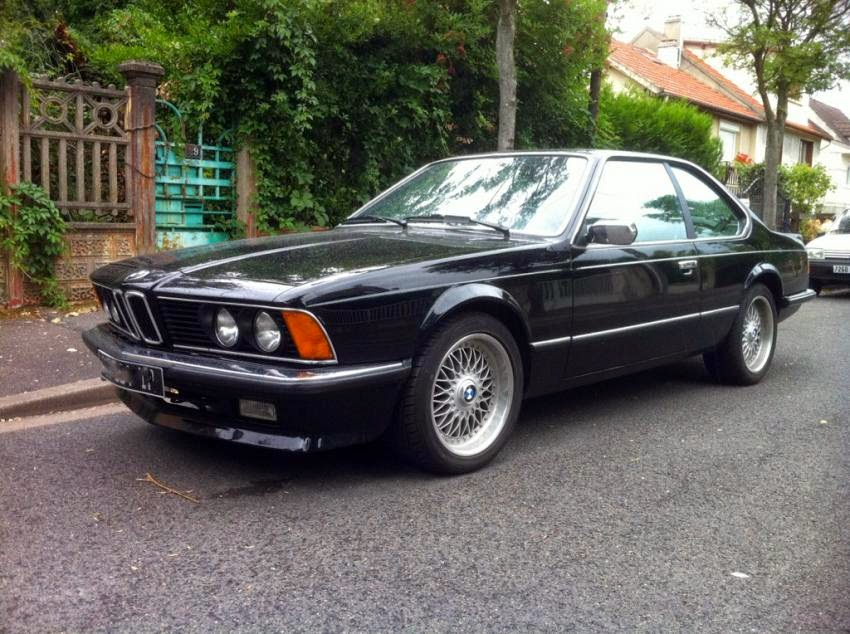 Classic cars! BMW 635 CSI E24   Carsight