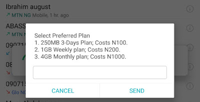 How to Activate 4GB Data for N1000