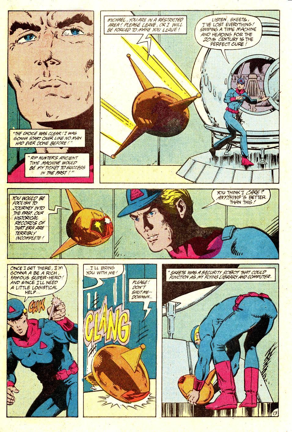 Read online Secret Origins (1986) comic -  Issue #35 - 20