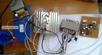 Πως να φτιάξεις φτηνό ηλιακό τροφοδοτικό με inverter (για Laptop, miners κλπ) 3