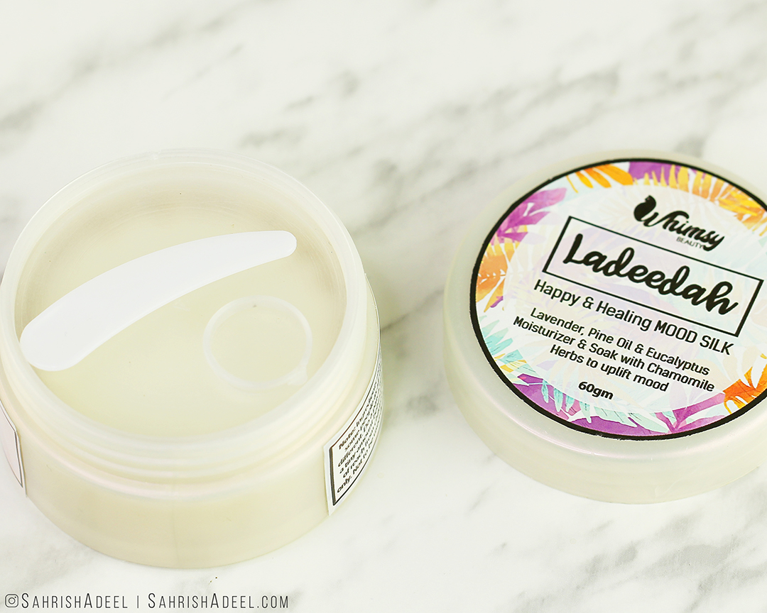 Ladeedah Mood Silk Body Soak for Uplifting Mood by Whimsy Beauty - Review
