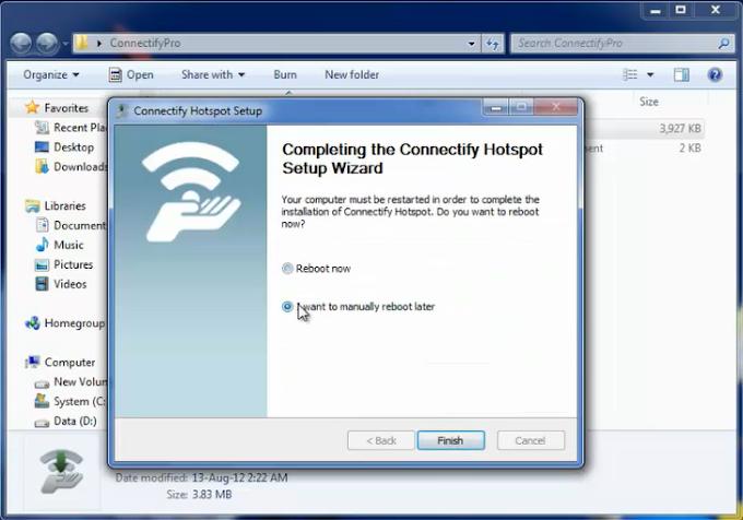 Cara Membuat Hotspot di Laptop Tanpa Menggunakan Software