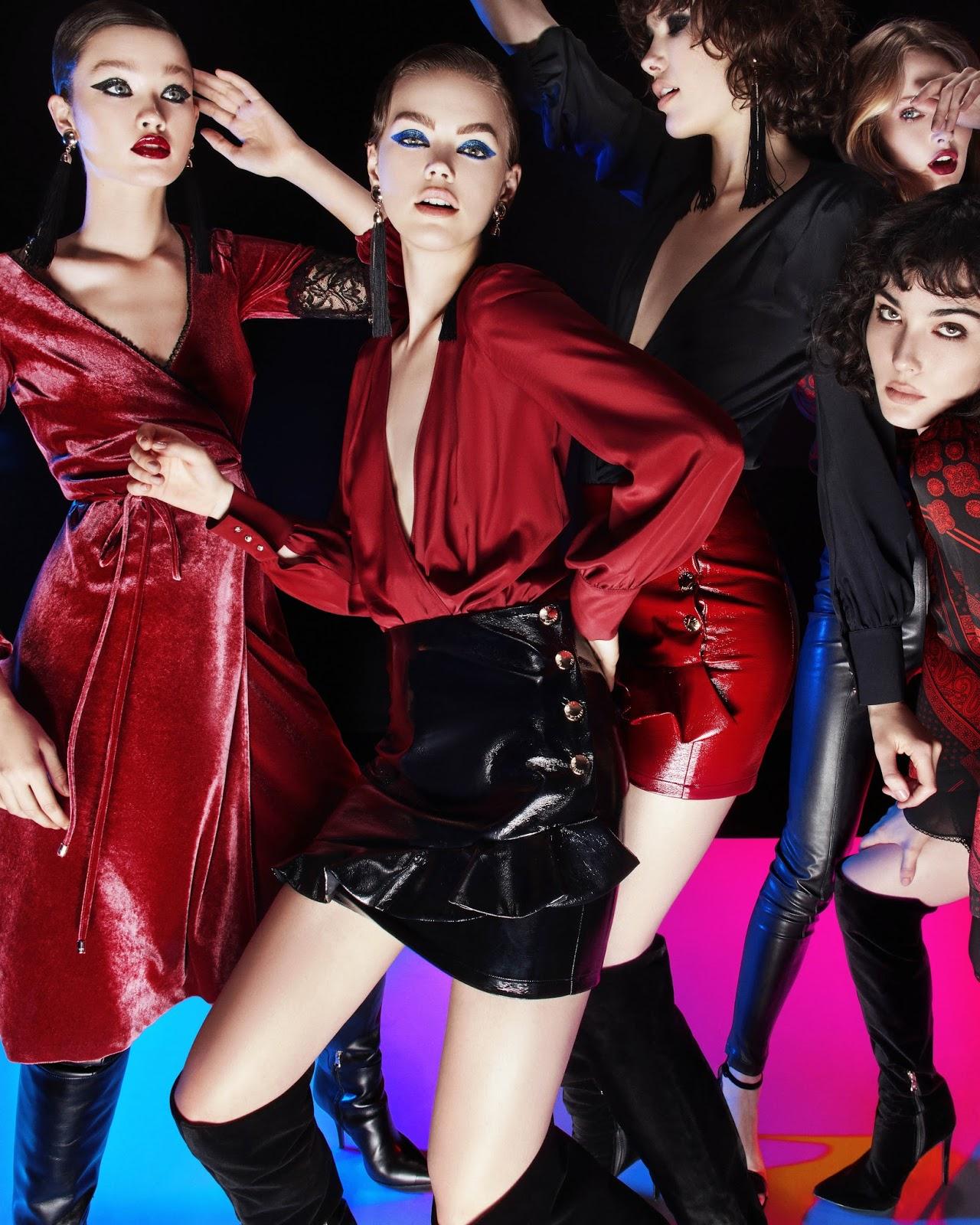 san francisco 6aea9 19b43 Party Crush by Patrizia Pepe, vestiti e accessori per le ...