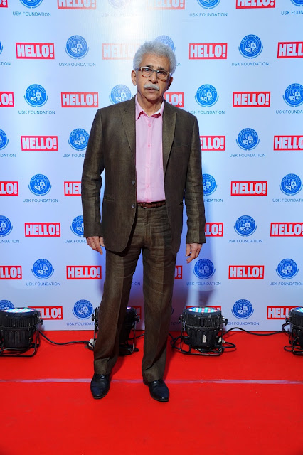 Naseeruddin Shah  at URJA Awards 2017 in association with Hello!