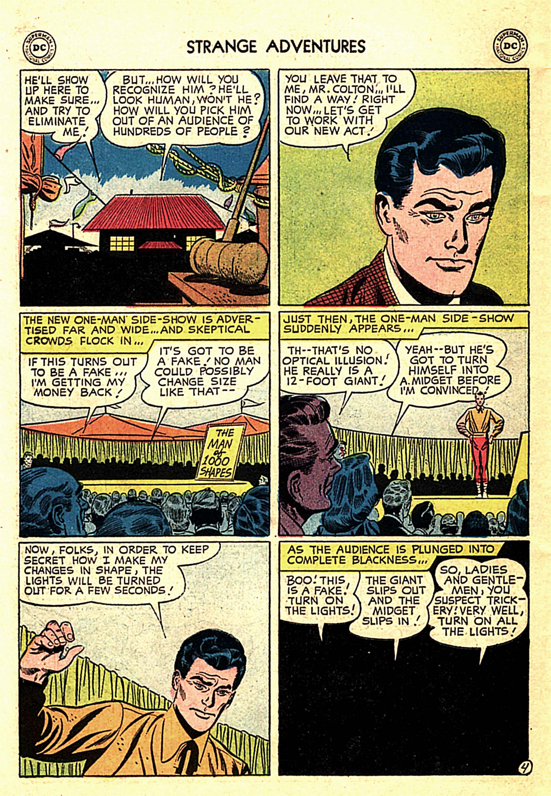 Strange Adventures (1950) issue 66 - Page 30