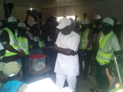 APC Printed Over 4,000 Jackets And Stickers For THUGS