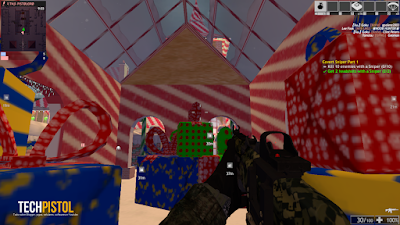 Red Crucible: Reloaded - Chegada do mapa Santa House