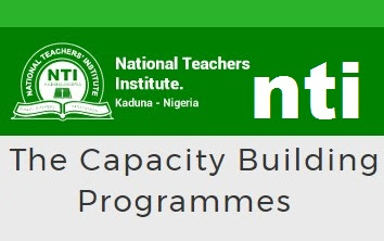 NTI Capacity building programmes - National Teachers Institute