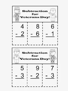 Classroom Freebies: Fern Smith's FREE Veterans Day