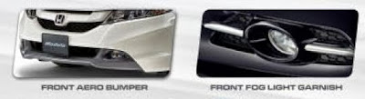 Brosur Honda New Odyssey