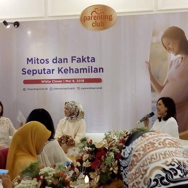 Bincang Asik Seputar Kehamilan with Parenting Club ID dan Clozette