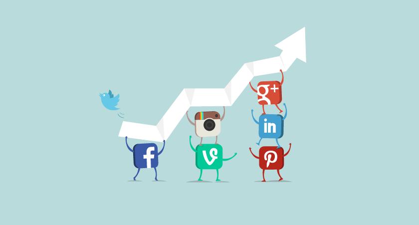 Cara Cepat Meningkatkan Pengunjung Blog Share Social Media