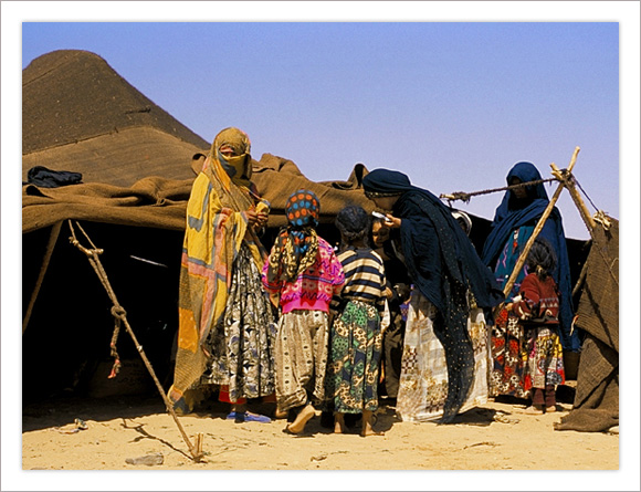 Minority Communities in Israel: The Bedouin