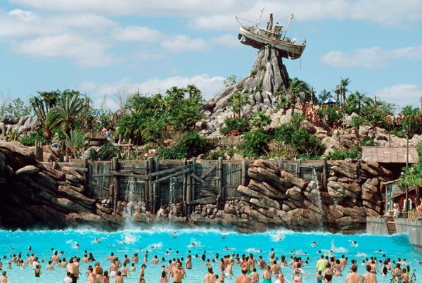 Parque Disney Typhoon Lagoon Orlando