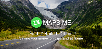 MAPS.ME (MOD, ADS Remove) APK For Android