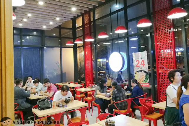 Interior of Tai Koo HK Roast in Makati
