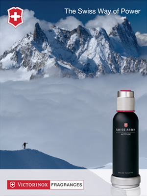Swiss Army Altitude by Victorinox