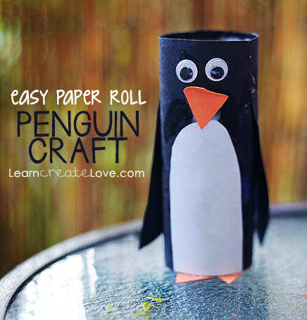 paper roll tuxedo craft 100 storytimes 5132
