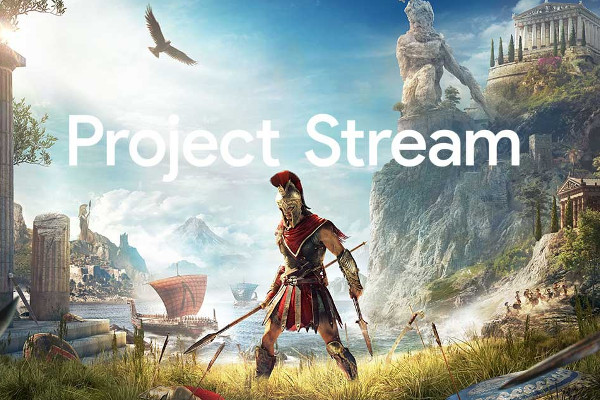 Google Project Stream announced, Lets you play Assassin's Creed Odyssey on your Chrome browser