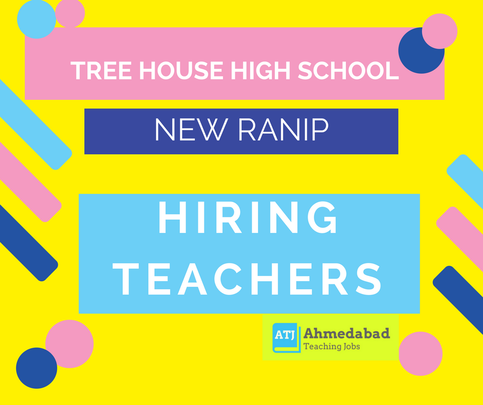 Job Opening In Tree House Pre School Various Positions