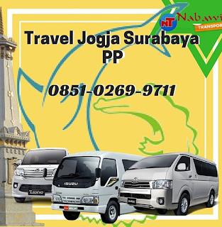 Travel Jogja Semarang 2019