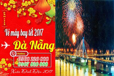 Vé may bay tet 2017 di Đà Nẵng