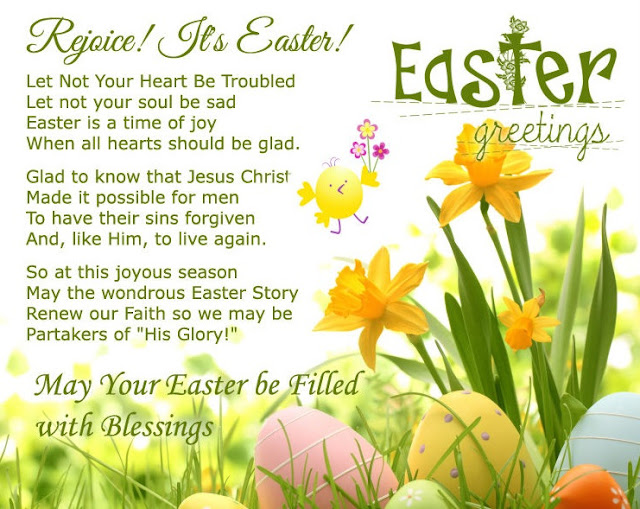 Happy Easter Quotes, Wishes, Images, Bunny Pictures Pics