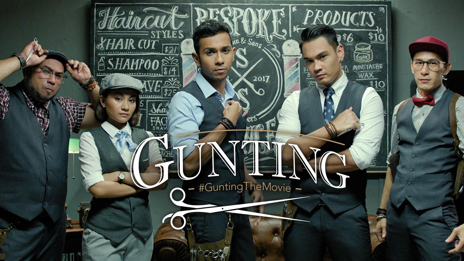 STOP10 Jul 2017: 'Gunting' by M  Raihan Halim | SINdie