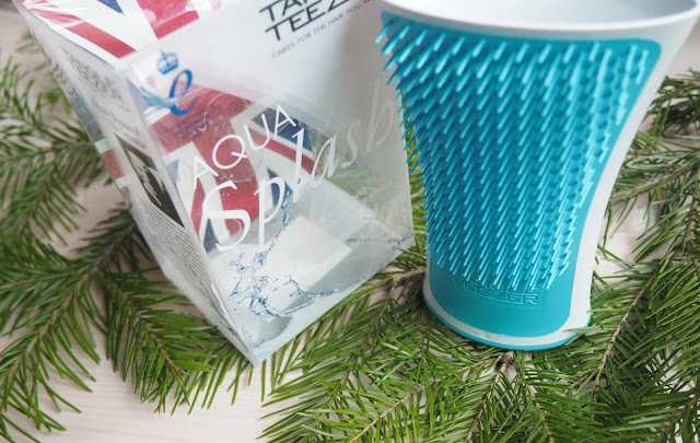 Расческа для волос Tangle Teezer Aqua Splash Blue Lagoon