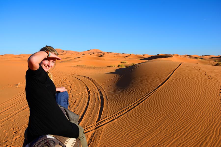 sahara maroko
