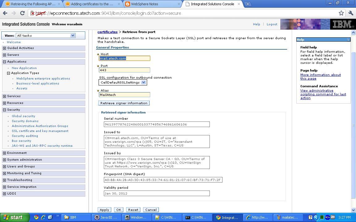 Websphere Ssl Certificate Images - creative certificate design