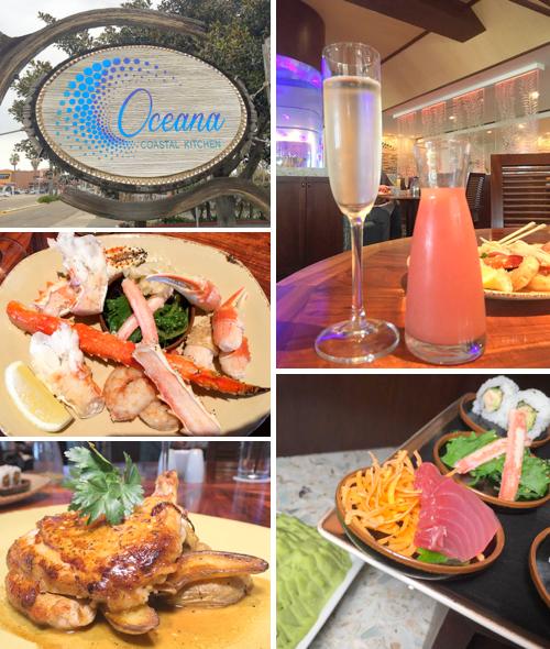 Sandiegoville Catamaran Resort S Oceana Coastal Kitchen Offers Sea Inspired Sunday Brunch