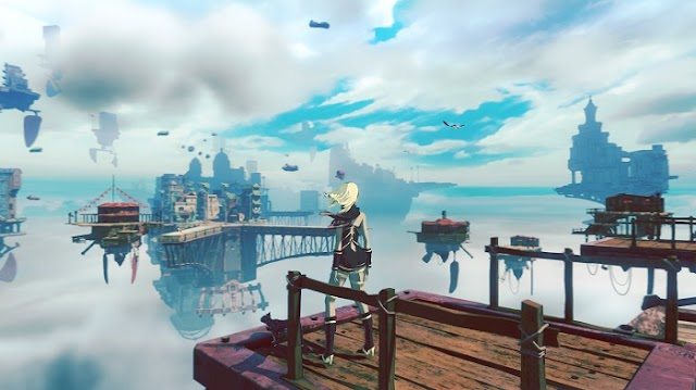 Gravity Rush 2 Review & Gameplay