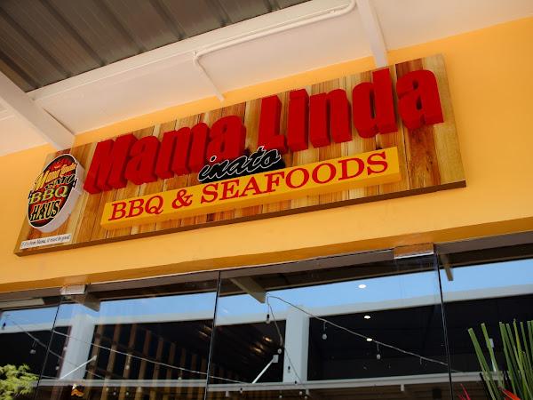 COMFORT FOOD @ MAMA LINDA'S INATO BBQ AND SEAFOODS HAUS