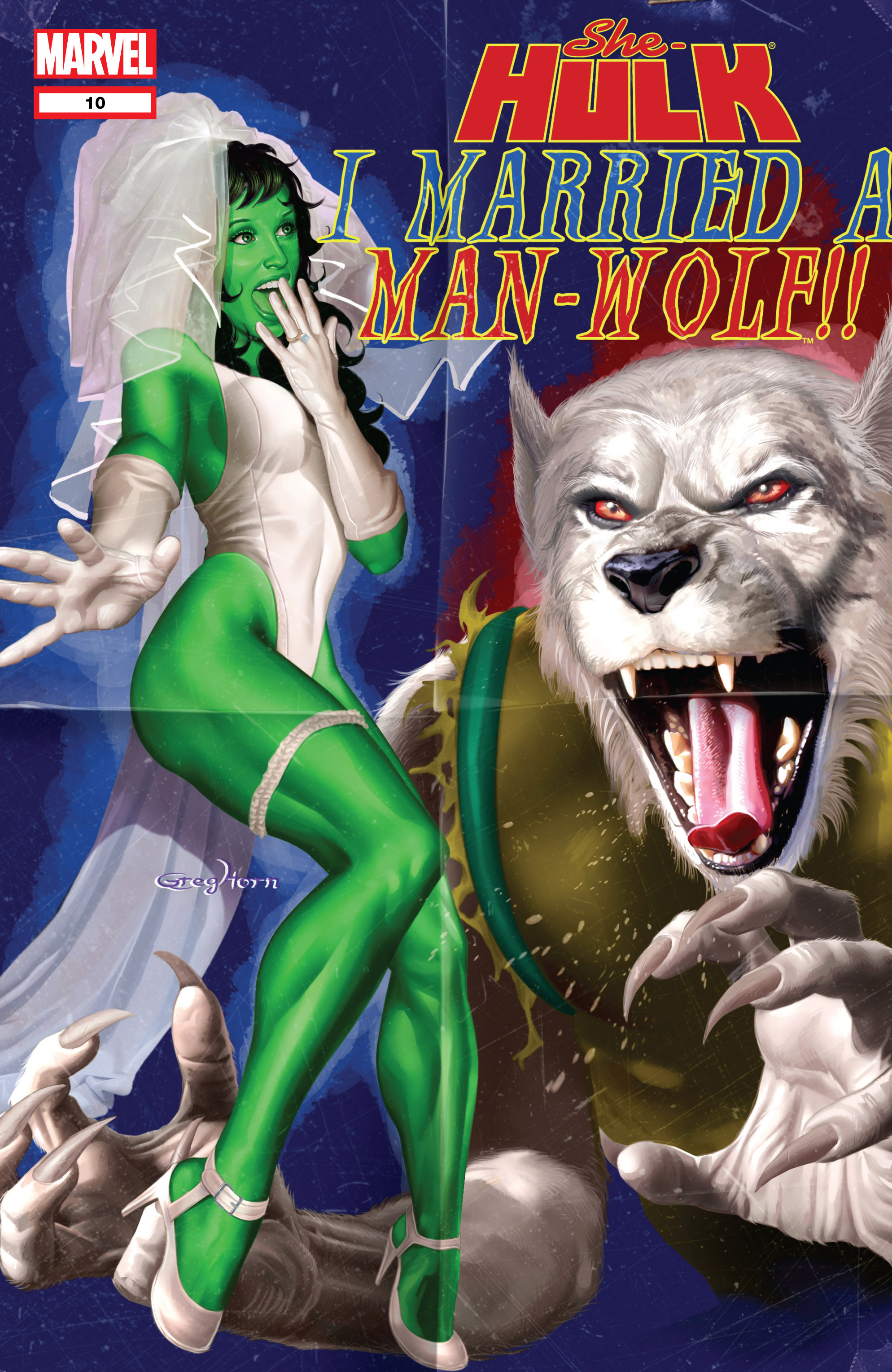 Read online She-Hulk (2005) comic -  Issue #10 - 1
