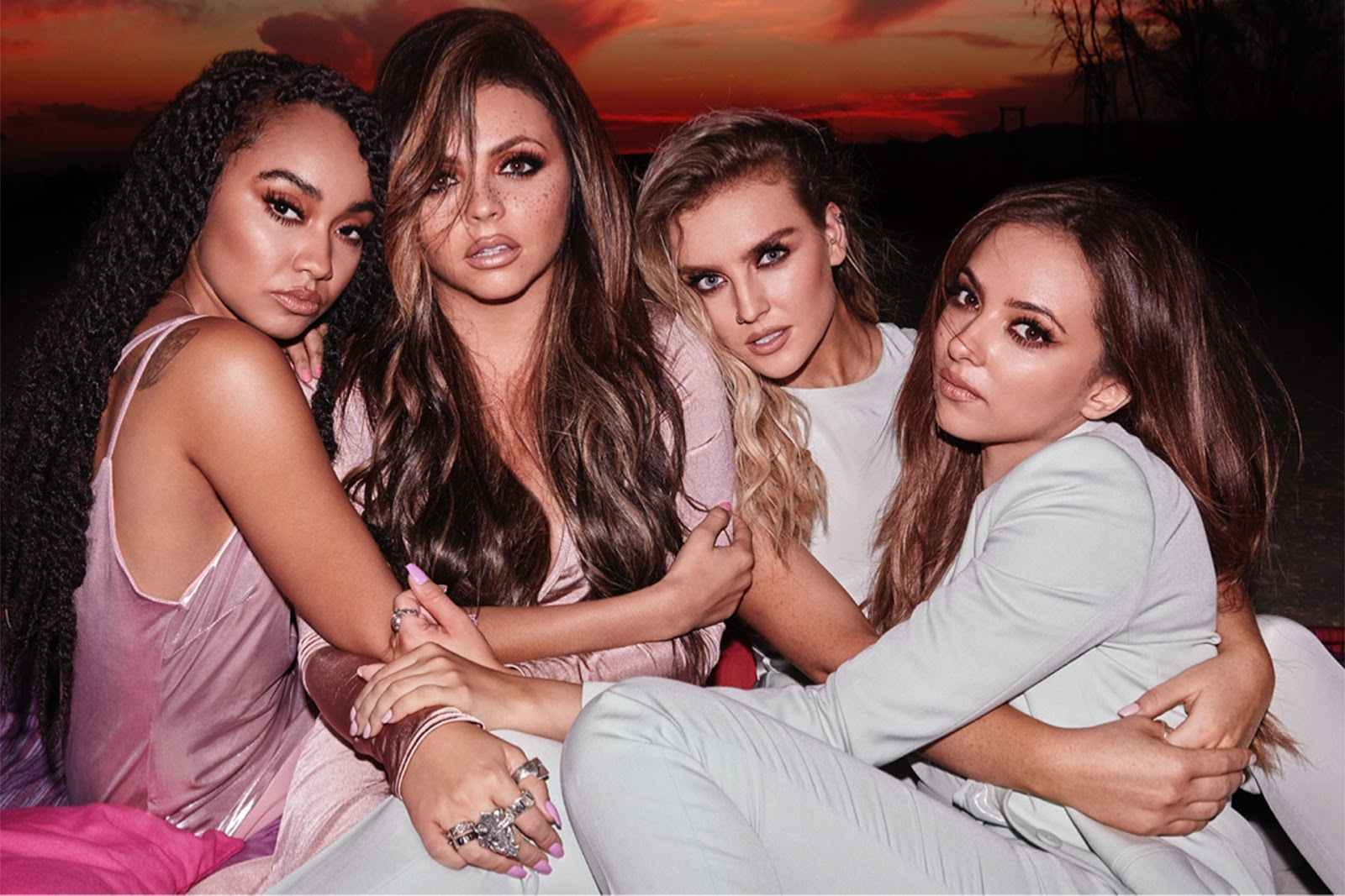 "G.R.L. acusan de plagio a Little Mix con ""Shout Out To My Ex"""