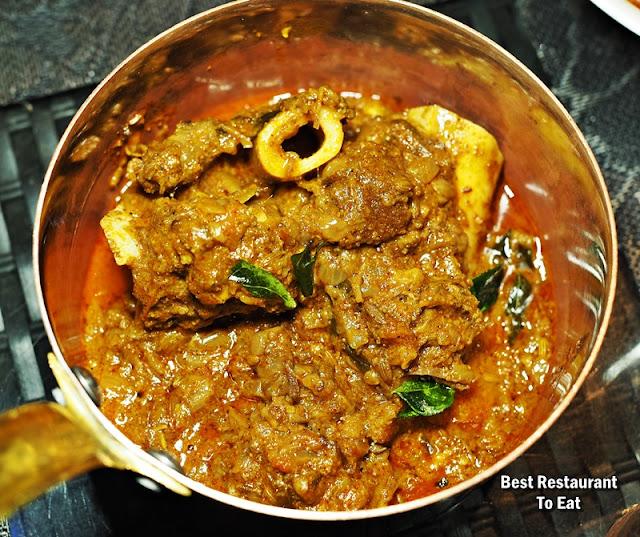 Malabar Bone Marrow Mutton Curry