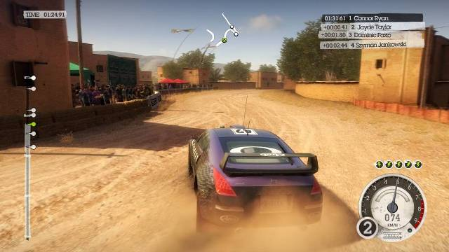 Download Dirt 2 PC Games Gameplay