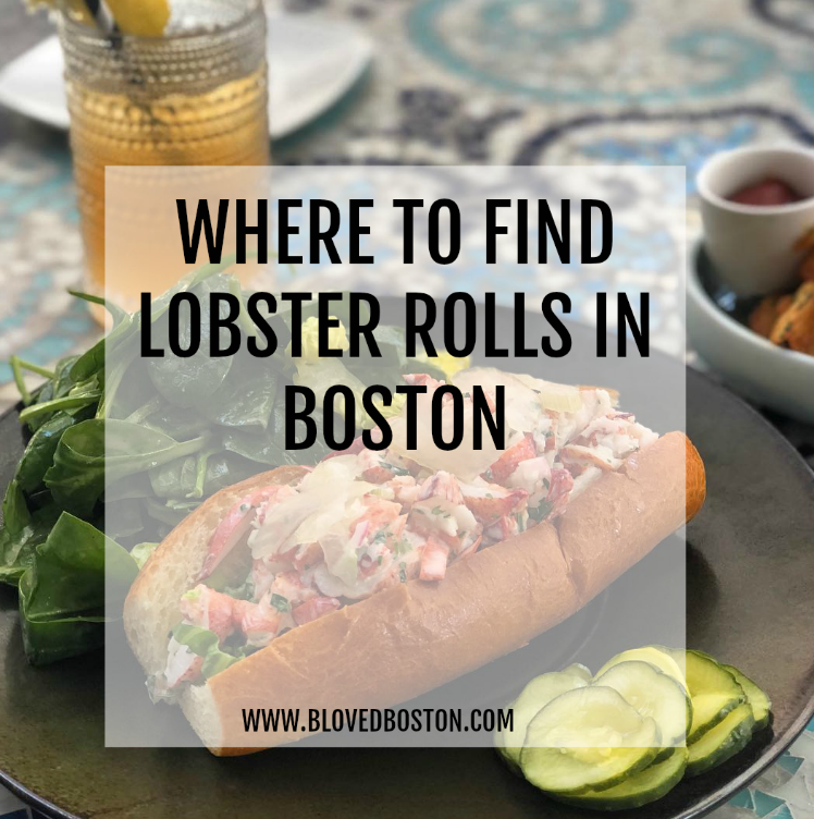 best lobster rolls boston, boston lobster rolls, restaurants in boston with lobster rolls